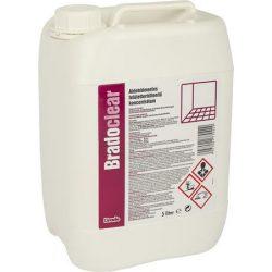 Felület fertőtlenítő koncentrátum, aldehidmentes, 5 l, BRADOCLEAR